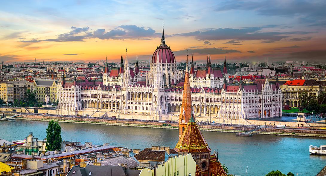 Kıyılar - Budapeşte